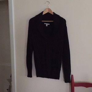 Old Navy Black Sweater